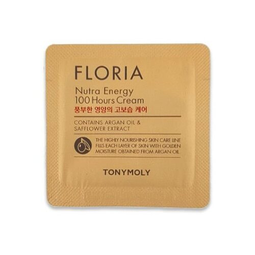 Tony Moly Floria Nutra Energy 100 Hours Cream