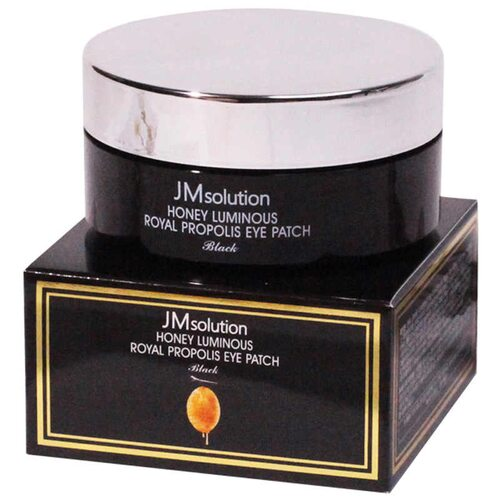 JM Solution Honey Luminous Royal Propolis Eye Patch