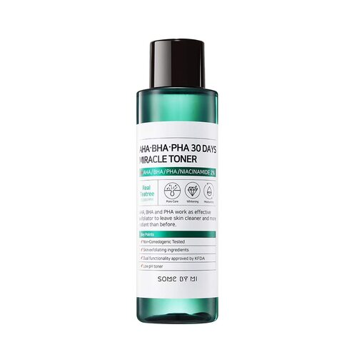 Somebymi AHA.BHA.PHA 30 Days Miracle Toner 150ml
