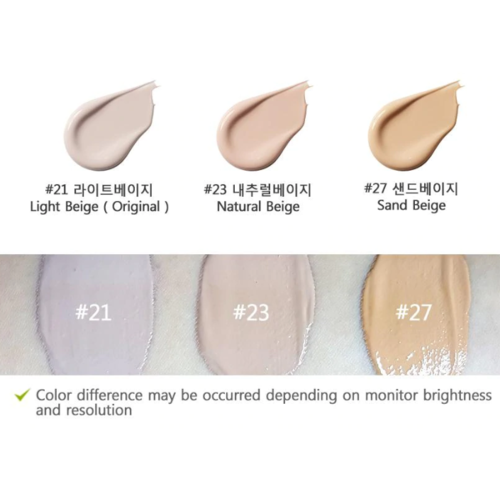 Purito Snail Clearing BB Cream SPF38 PA+++