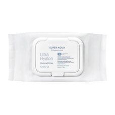 Missha Super Aqua Ultra Hyalron Cleansing Oil Wipes