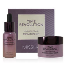 Missha Revolution Night Repair Miniature 2 type Kit
