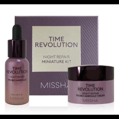Missha Revolution Night Repair Miniature 2 type Kit