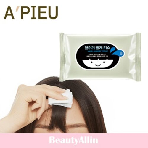 A'PIEU Hair Laundry Tissue 10ea