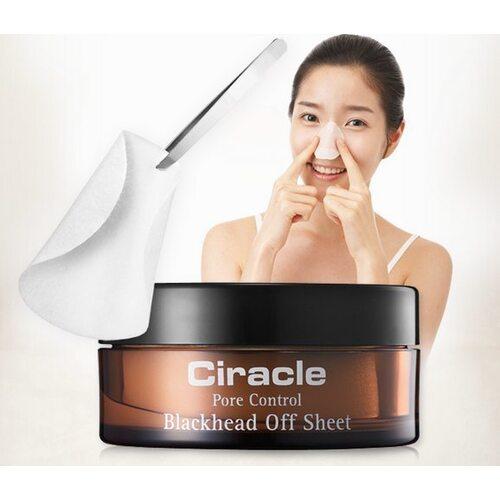Ciracle Pore Control Blackhead Off Sheet 35 шт