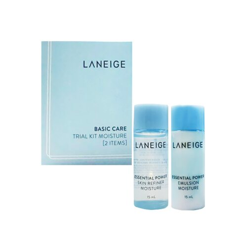 LANEIGE Basic Care Light Trial Kit (2 Items)