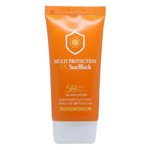 3W Clinic Multi Protection UV Sun Block SPF 50+/PA+++