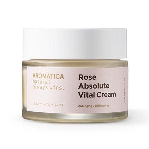 Aromatica Rose Absolute Vital Cream