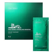 VT Cosmetics Cica Bubble Sparkling Booster