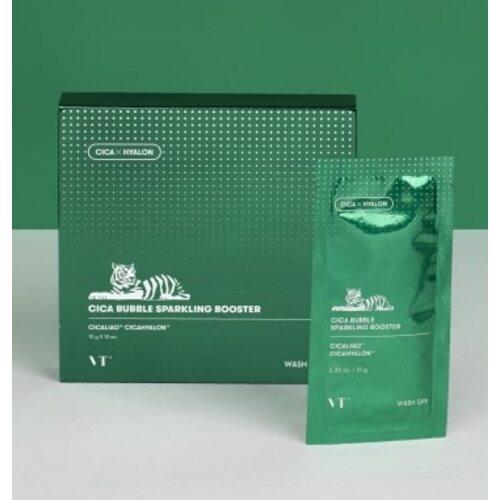 VT Cosmetics Cica Bubble Sparkling Booster