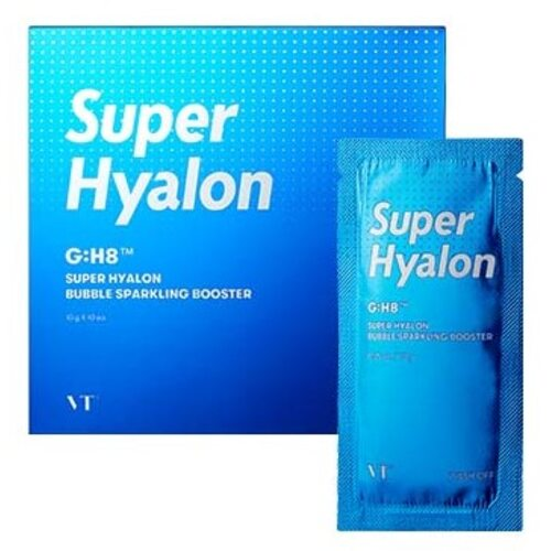 VT Cosmetics Super Hyalon Bubble Sparkling Booster