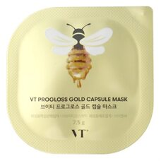 VT Cosmetics Progloss Gold Capsule Mask