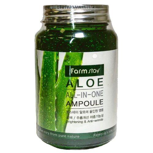 Farmstay Aloe All in one Ampoule