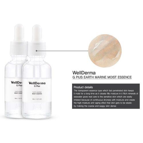 WellDerma G Plus Earth Marine Moist Essence