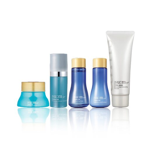 SU:M37 Water-Full 5 Special Gift Set (5 items)