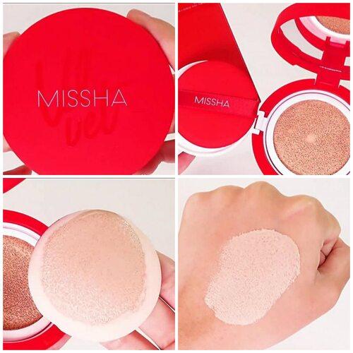 Missha Velvet Finish Cushion