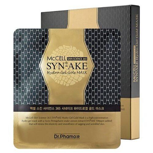 Dr Phamor McCell Skin Science 365 Syn-Ake Hydro-Gel Gold