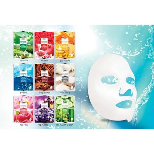 DEOPROCE Color Synergy Effect Sheet Mask