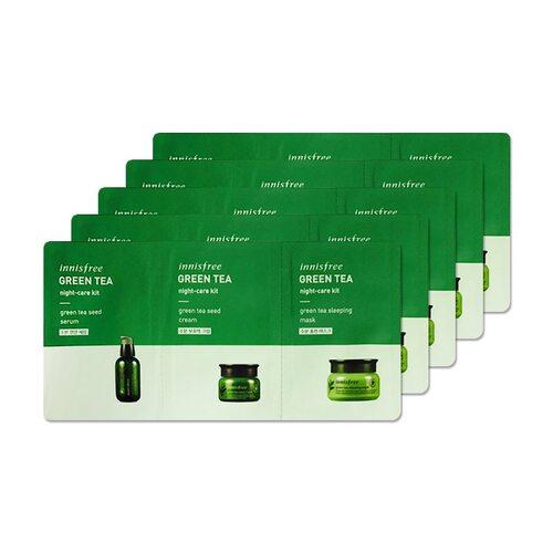 Innisfree Green Tea Night Care Kit
