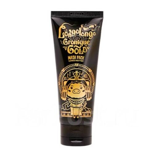 Elizavecca Hell-Pore Longolongo Gronique Gold Mask Pack