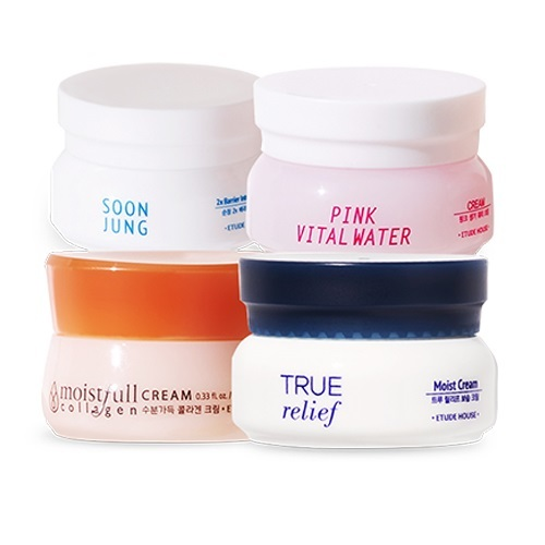 Etude House Cream Minimi Kit 4ea