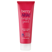 Etude House Berry AHA bright Peel Perfect Scrub