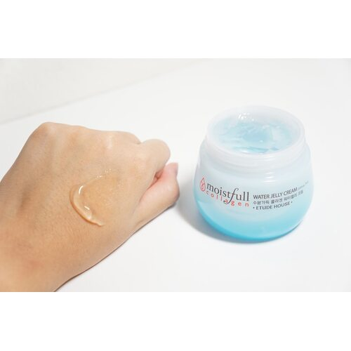 Etude House Moistfull Collagen Water Jelly Cream