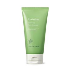 IInnisfree Green Tea Foam Cleanser