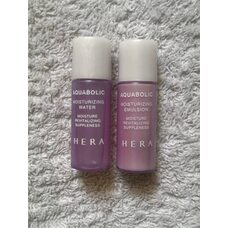 Hera Aquabolic Moisturizing Emulsion + Water