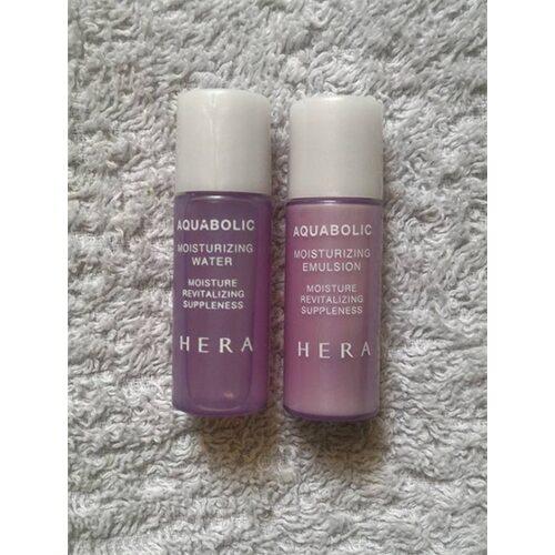 Hera Aquabolic Moisturizing Emulsion + Water