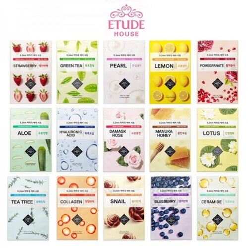 Etude House Therapy air mask 0,2mm