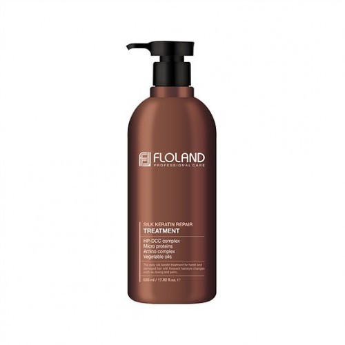 Floland Premium Silk Keratin Treatment