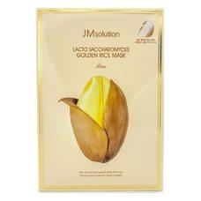 JM solution Lacto Saccharomyces Golden Rice Mask