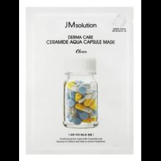 JM Solution Derma Care Ceramide Aqua Capsule Mask