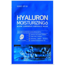 Some by mi Hyaluron Moisturizing Glow Luminous Ampoule Mask