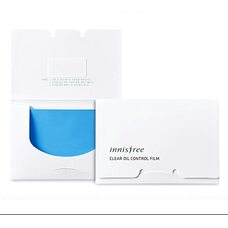 Innisfree Clear Oil control film