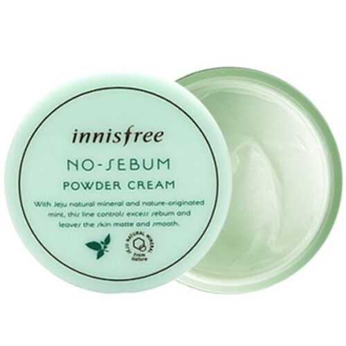 Innisfree No Sebum Powder Cream