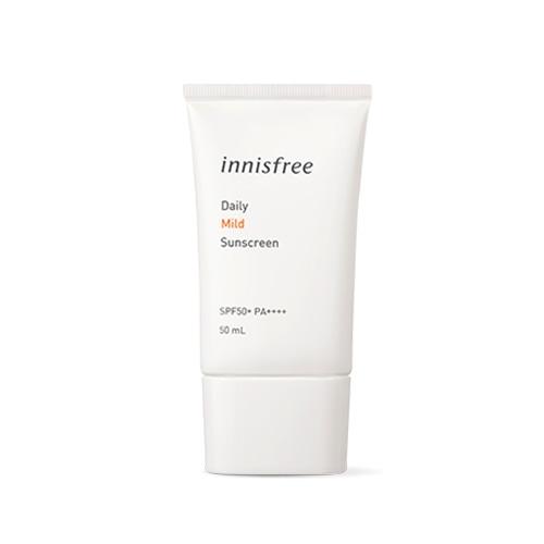 Innisfree Daily Mild Sunscreen SPF50+ PA++++