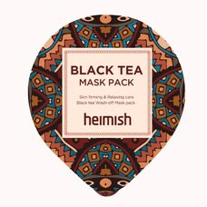 Heimish Black Tea Mask Pack Blister 7ml
