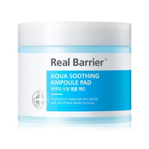 Real Barrier Aqua Soothing Ampoule Pad