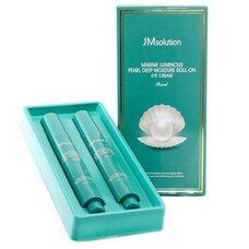 JM Solution Marine Luminous Pearl Deep Moisture Roll On Eye Cream