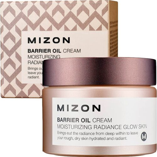 Mizon Barrier Oil Cream Moisturizing Radiance Glow Skin