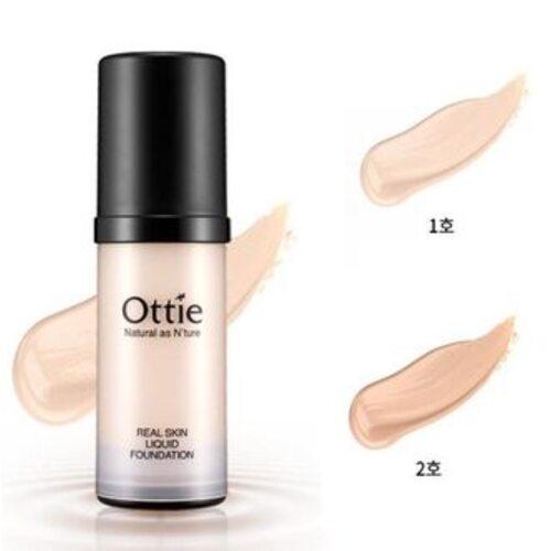 Ottie Real Skin Liquid Foundation #1